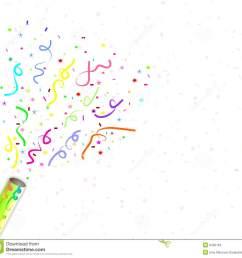 confetti fireworks clipart [ 1300 x 1240 Pixel ]