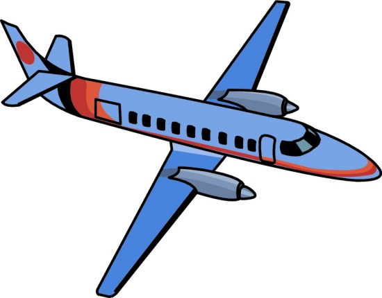 passenger jet clipart - clipground