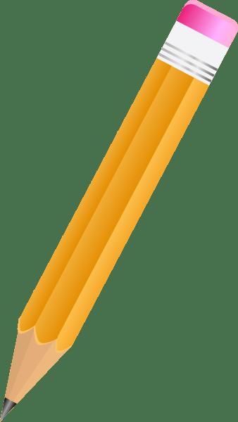 pencil clipart transparent 20 free