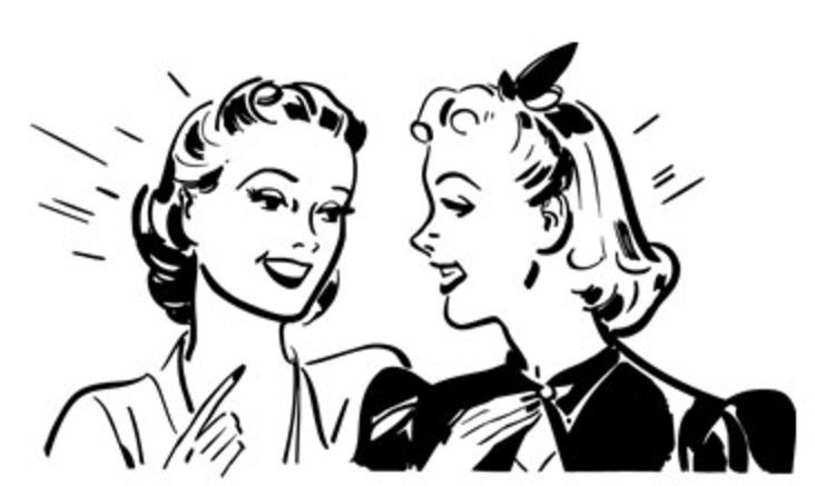 people talking on phone clipart black and white  Clipground