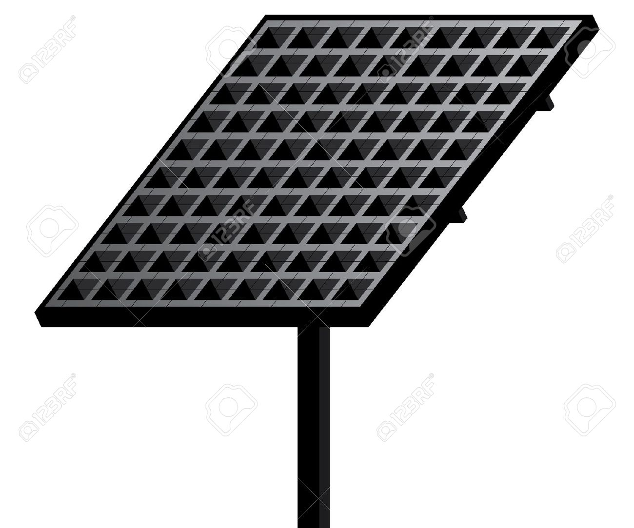 Set Vector Isolated Black Icon Fire Stock Vector Royalty Free White Light Solar Clipart - Clipground