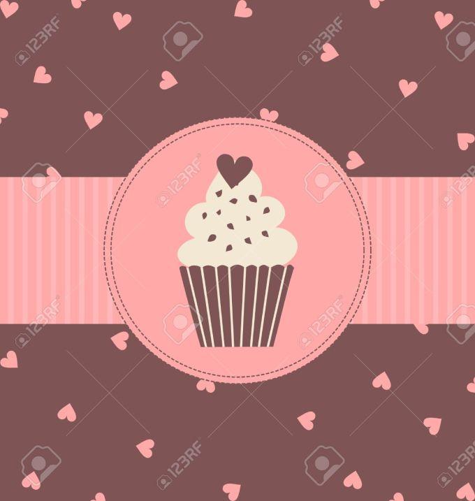 Cute Cupcakes Wallpaper Cupcake Design