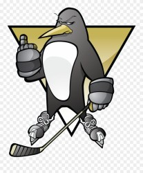 pittsburgh clipart penguins clipground dicky