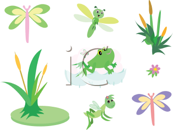 plant pond clipart - clipground
