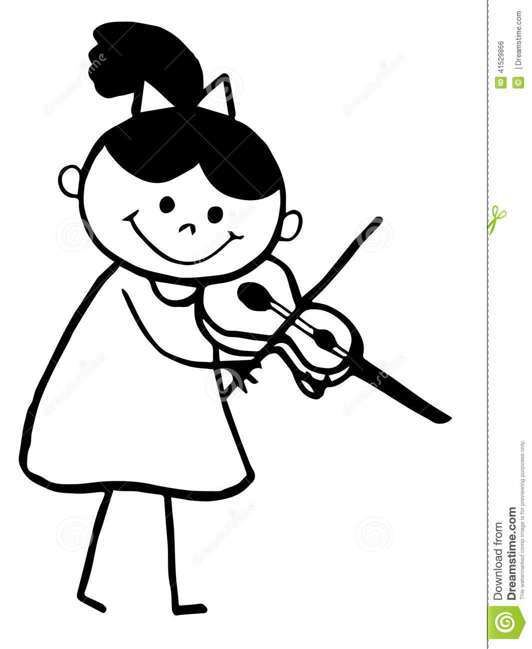 Play The Violin Clipart 20 Free Cliparts