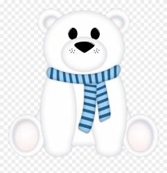 polar bear clipart winter christmas staniforth christine clipground pinclipart