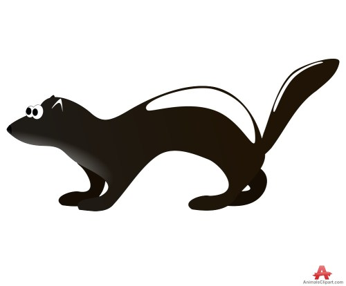 small resolution of badger clipart design