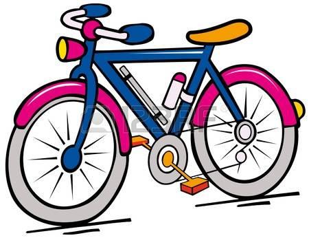 postman bike clipart - clipground