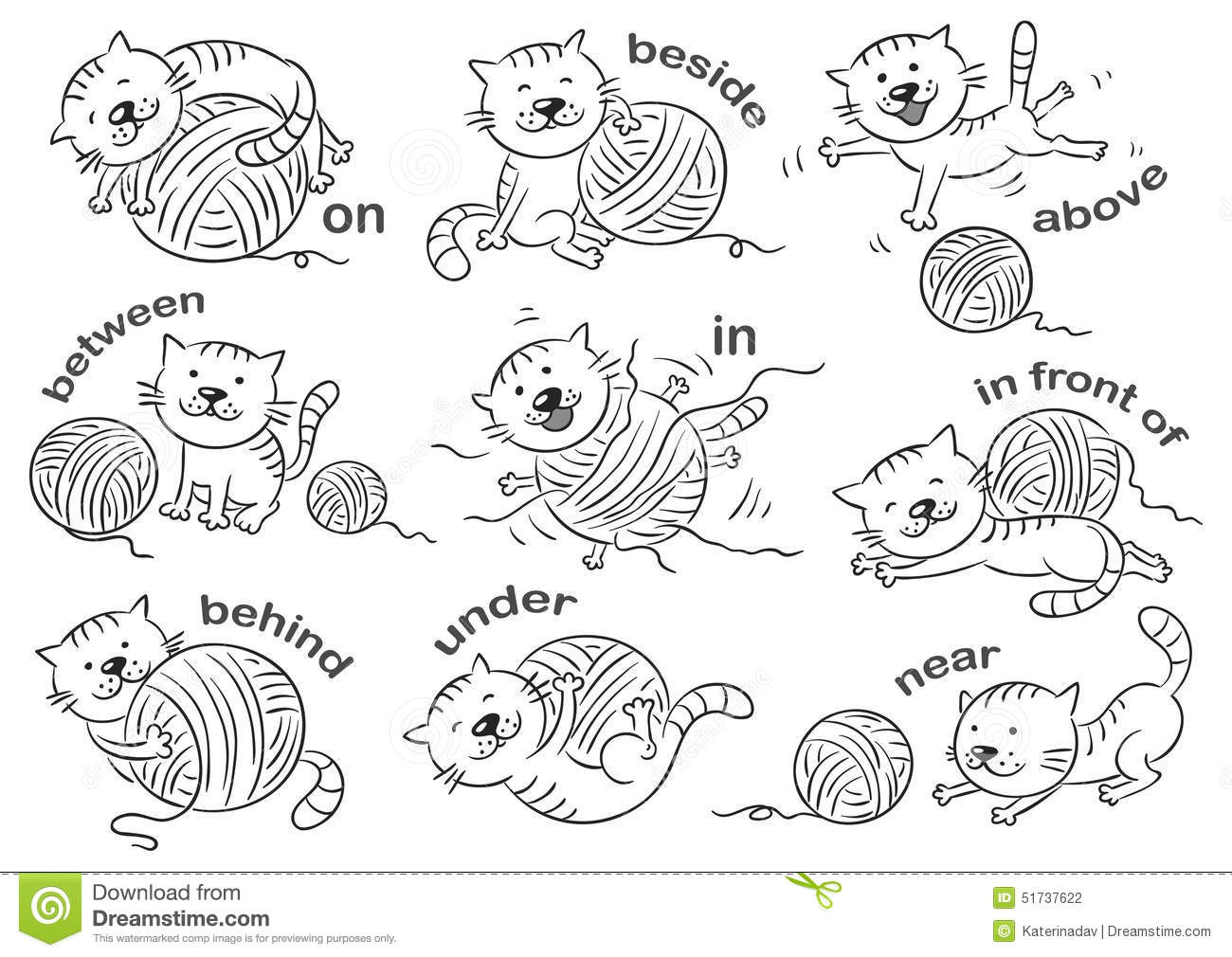 Prepositions Of Place Clipart 20 Free Cliparts