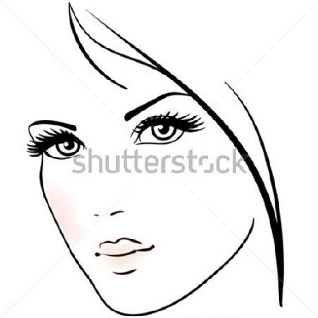 Pretty Girl Face Clipart 20 Free Cliparts