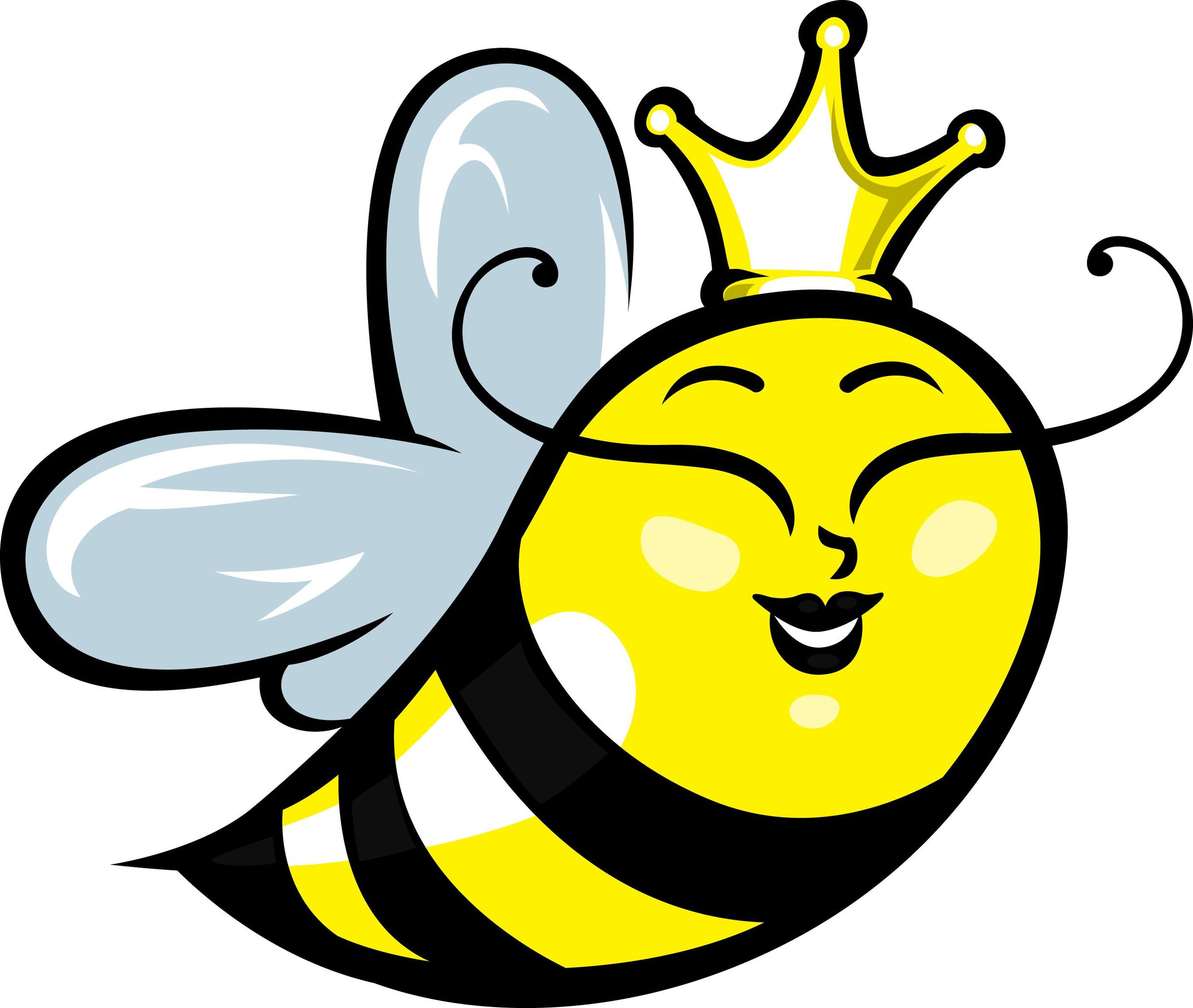 Printable Bee Clipart