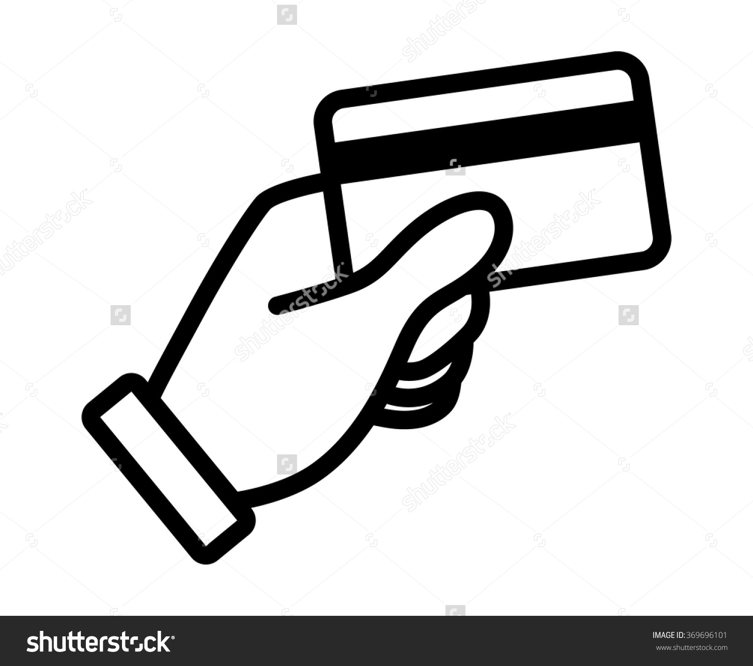 Purchasing Cards Clipart