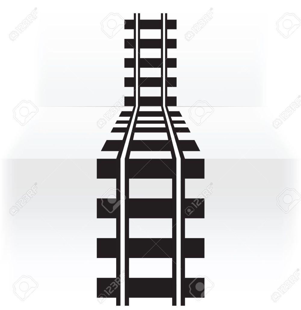 medium resolution of railway royalty free cliparts vectors and stock illustration