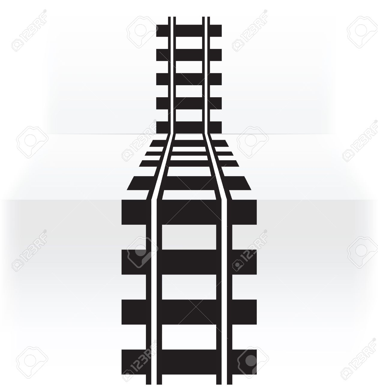 hight resolution of railway royalty free cliparts vectors and stock illustration