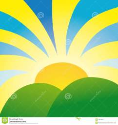 rays of sunshine clipart [ 1300 x 1390 Pixel ]