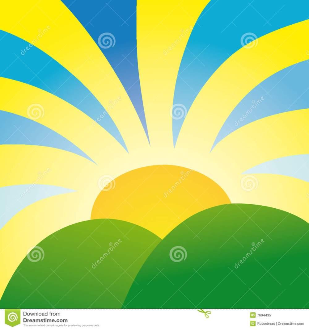 medium resolution of rays of sunshine clipart