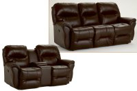 Leather Sofa Recliners Cute Leather Sofa Recliner A ...