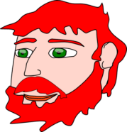 red head clipart - clipground