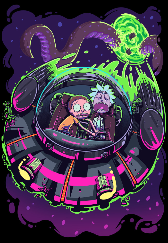 Hd Supreme Wallpaper Iphone X Rick And Morty Iphone Clipart Clipground