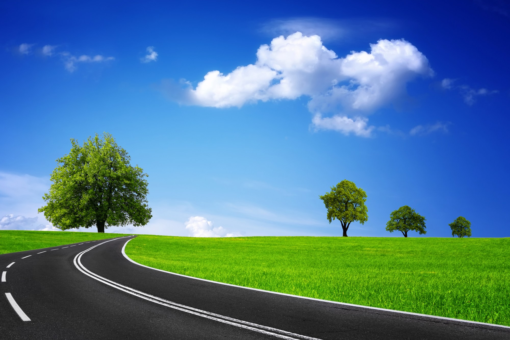 hight resolution of winding road clipart