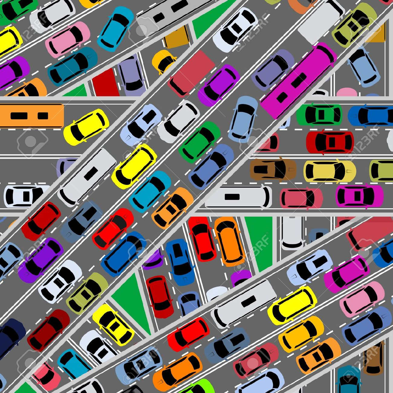 Road Congestion Clipart 20 Free Cliparts