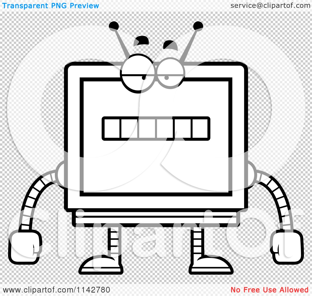 Robot Screen Clipart 20 Free Cliparts