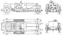 Rolls royce 1926 clipart - Clipground