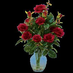 plant transparent rose clipart mug deviantart clipground