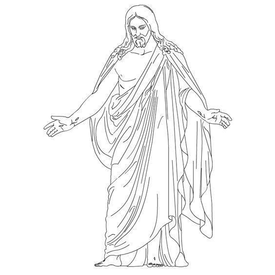 lds jesus christ clipart silhouette 20 free Cliparts