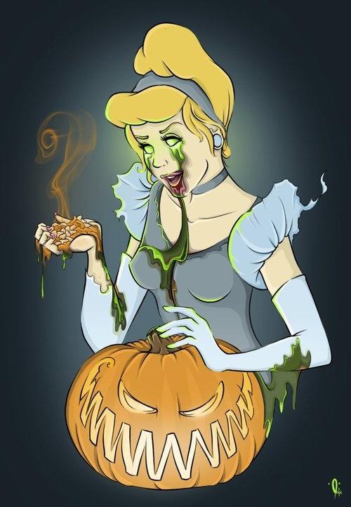 Pocahontas Iphone Wallpaper Scary Cinderella Pumpkin Clipart Clipground