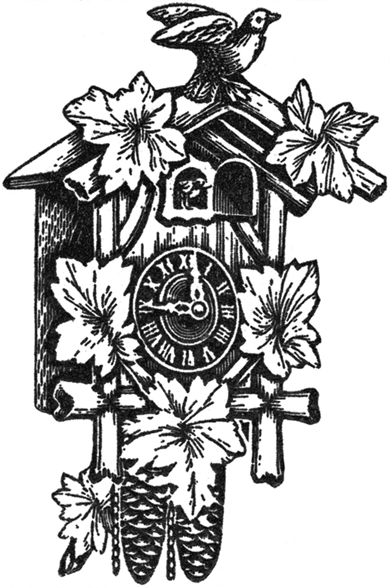 Schonach Clipart