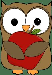 owl clipart math clipground cliparts