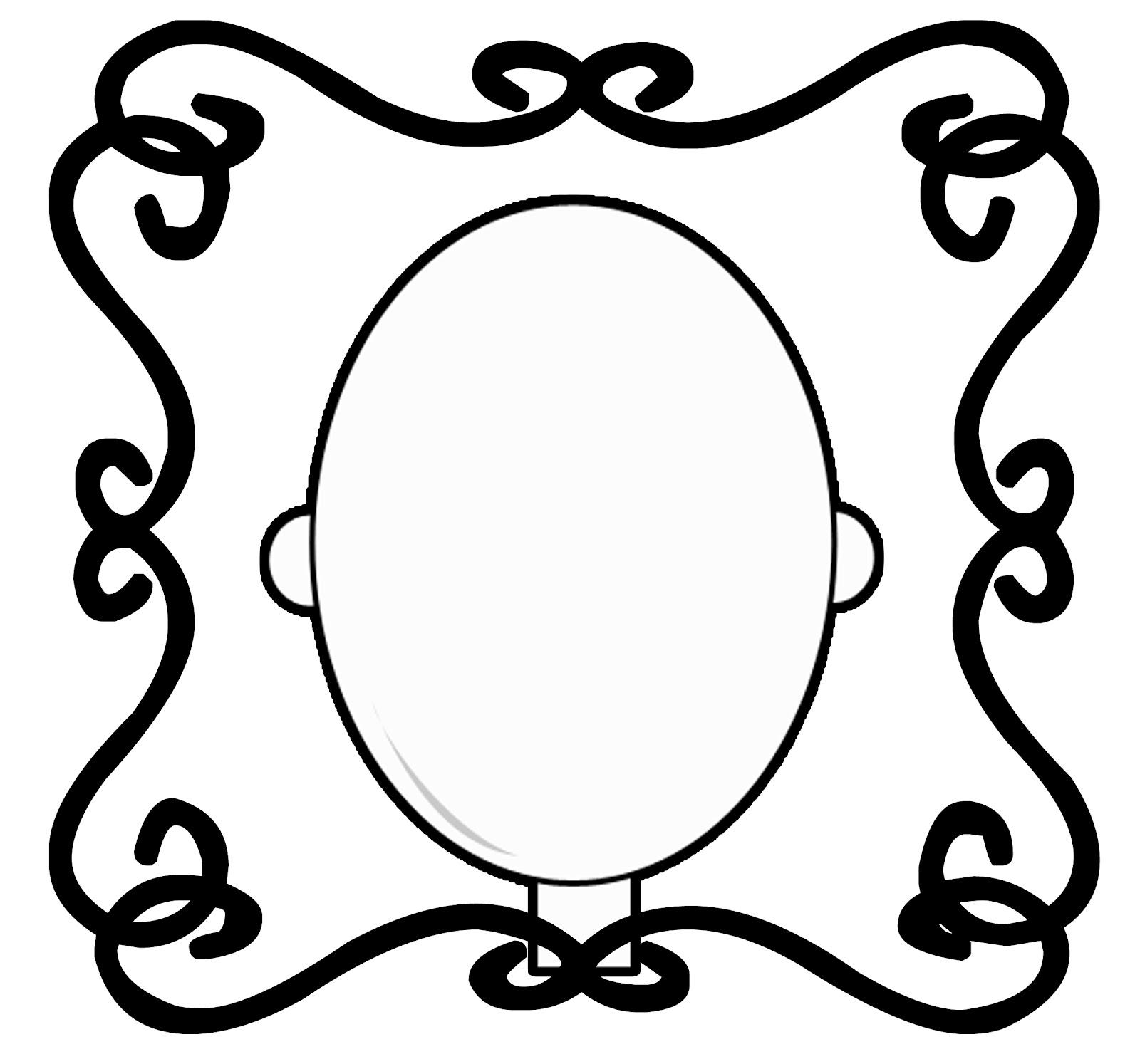 Self Portrait Clipart
