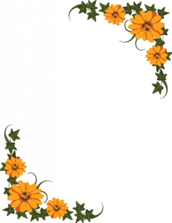 september clipart borders 20 free