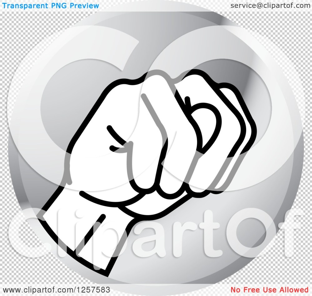 medium resolution of clipart of a silver icon of a sign language hand gesturing letter