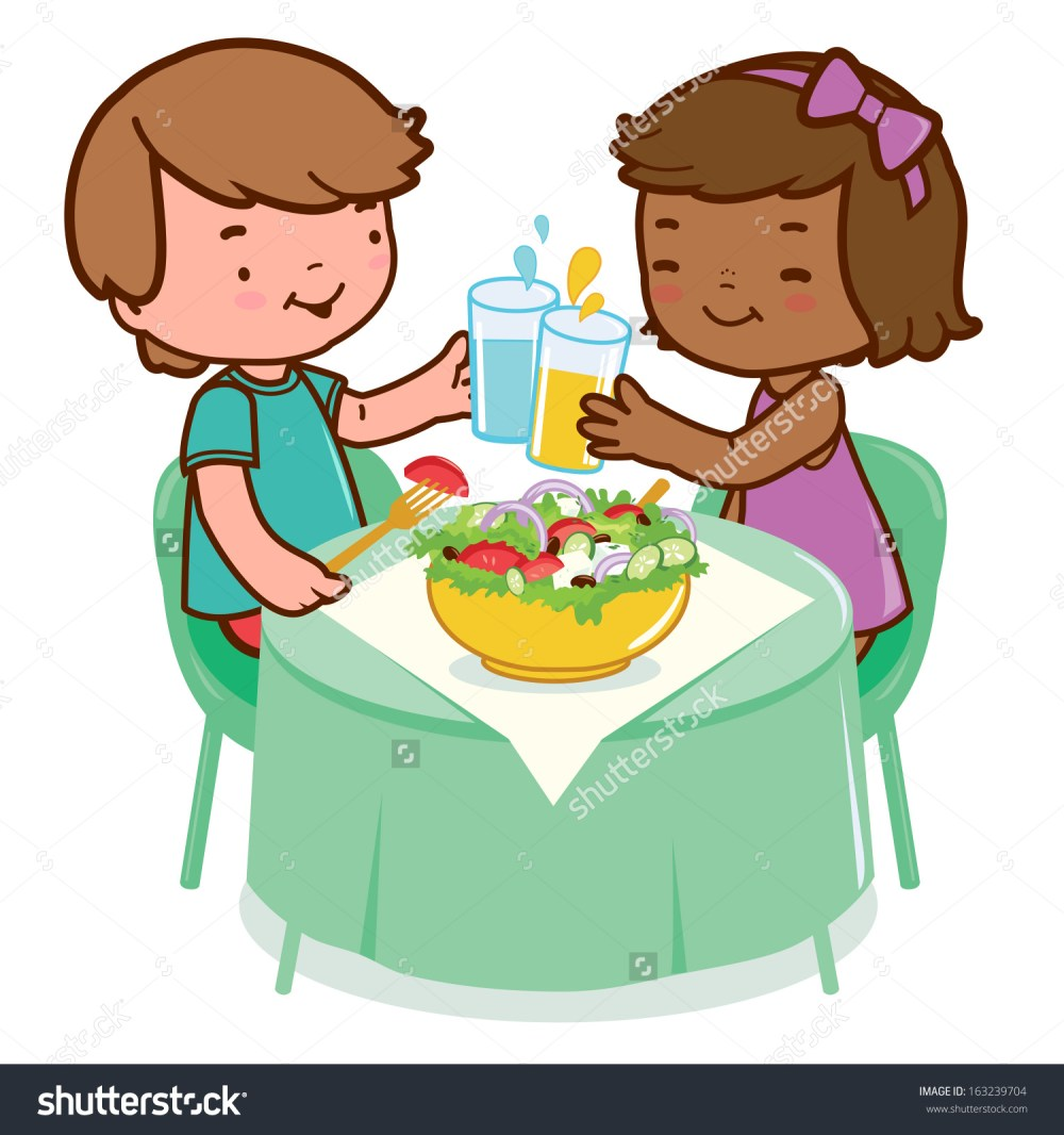 medium resolution of kids at water table clipart