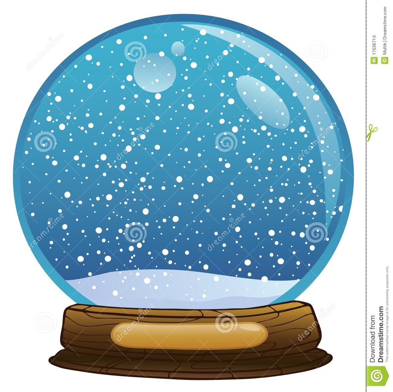 Snow Globe Clipart Clipground