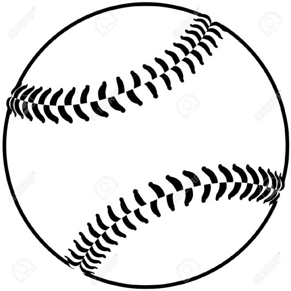 20 Softball Batter Clip Art Black And White Ideas And Designs