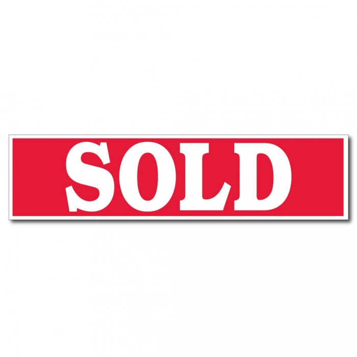 Sold Sign Clipart Clipground
