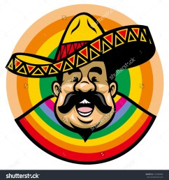 showing post media for triditional spanish sombrero cartoon  [ 1480 x 1600 Pixel ]