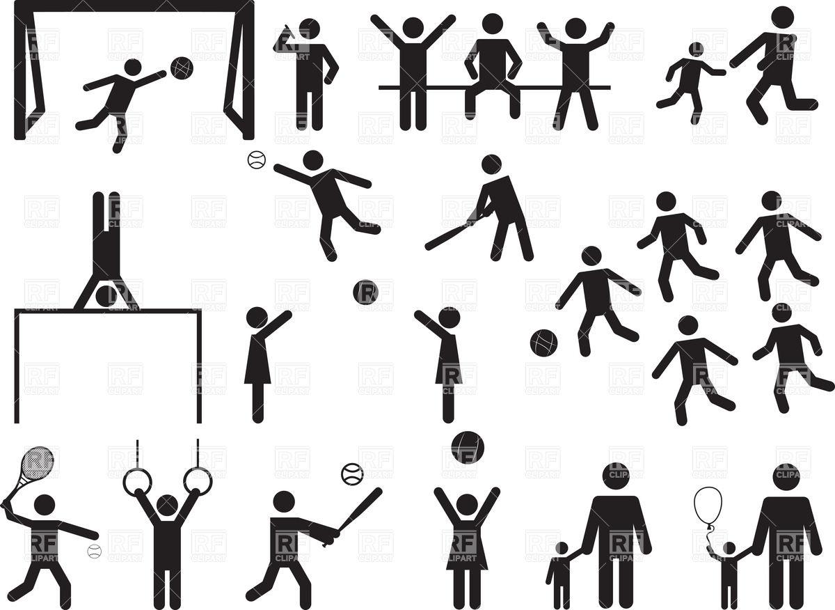 Sport Activity Clipart
