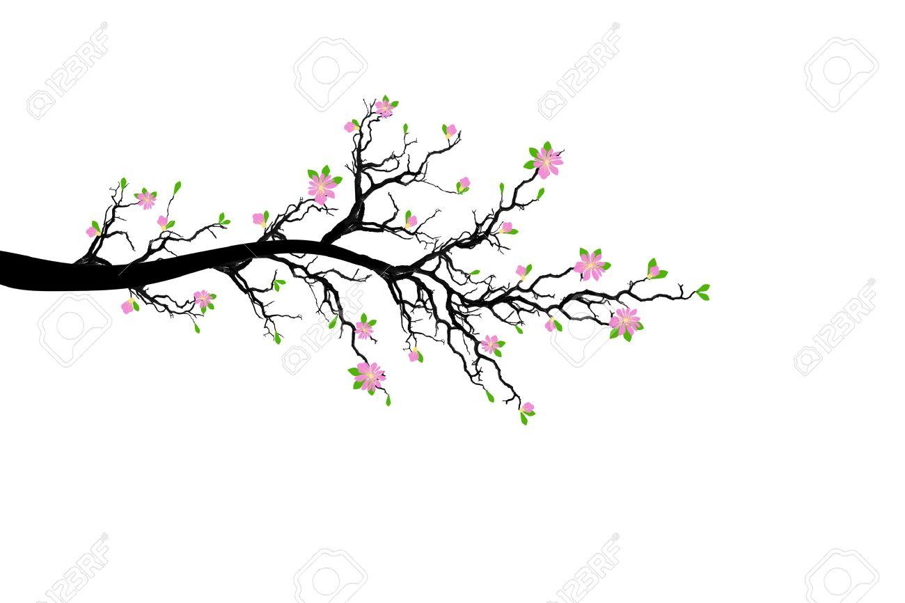 Spring Branch Clipart