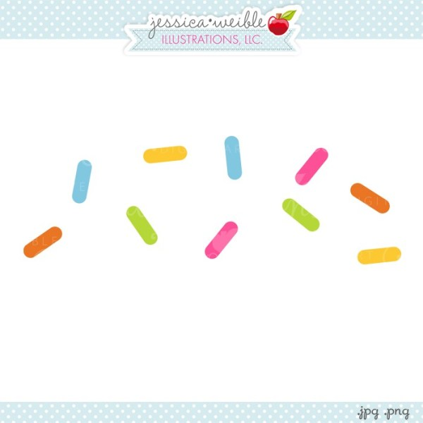sprinkles clipart - clipground
