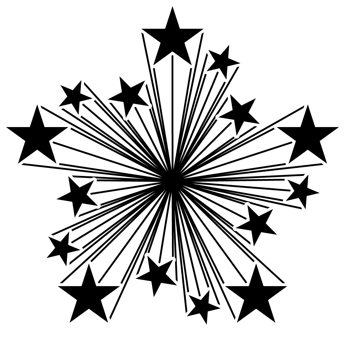 Star Burst Clipart 20 Free Cliparts