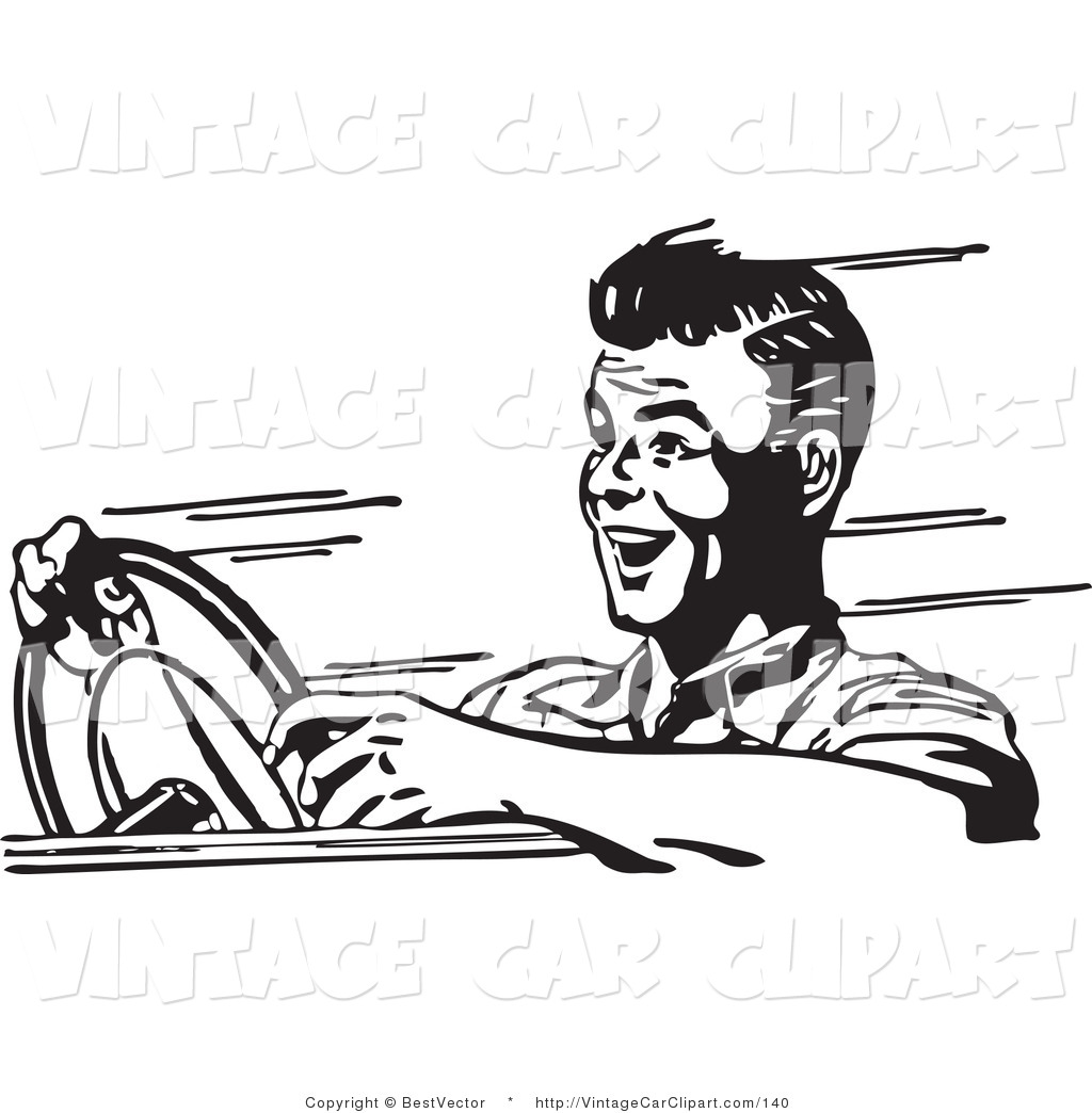 Stock Car Clipart