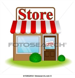 clipart sari clip icon vector illustration clker stores fotosearch front skyline graphics clipground mall 20clipart drawings fronts buildings borders door