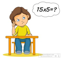 clipart student clip cute answer question clipground