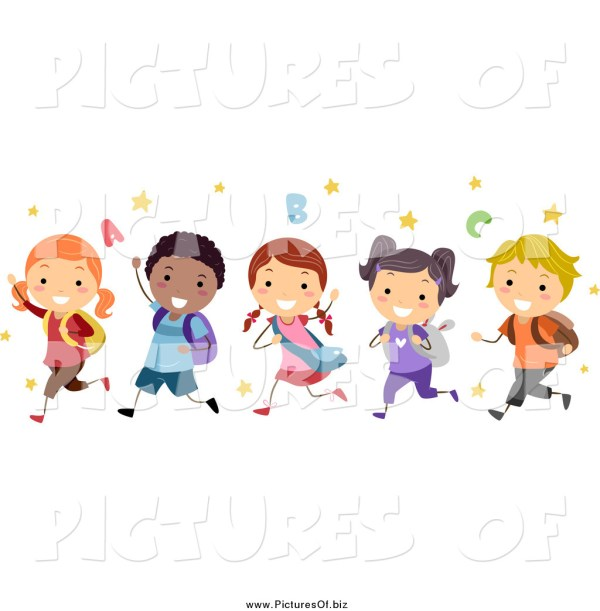 Student Running Clipart - Clipground