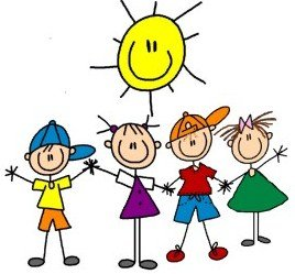 clipart teacher greeting students student stick cliparts happy