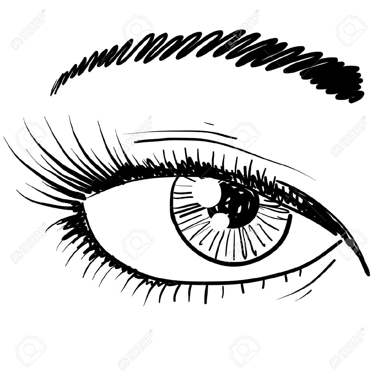 Style Of Eye Clipart 20 Free Cliparts